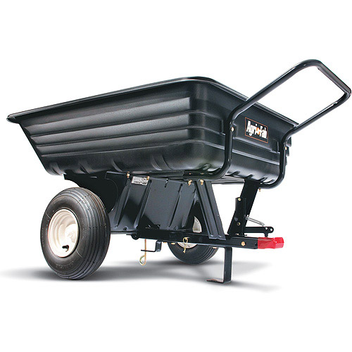 "Agri-Fab Inc Poly ""8"" Convertible Dump Cart, Model 45-0345"