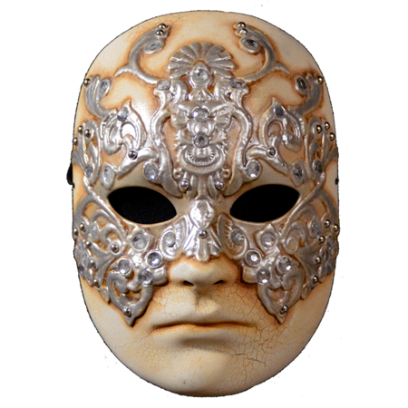 Dr. William Hartford Eyes Wide Shut Mask Venetian Movie Halloween Costume Party - Halloween Party Movie Trailer