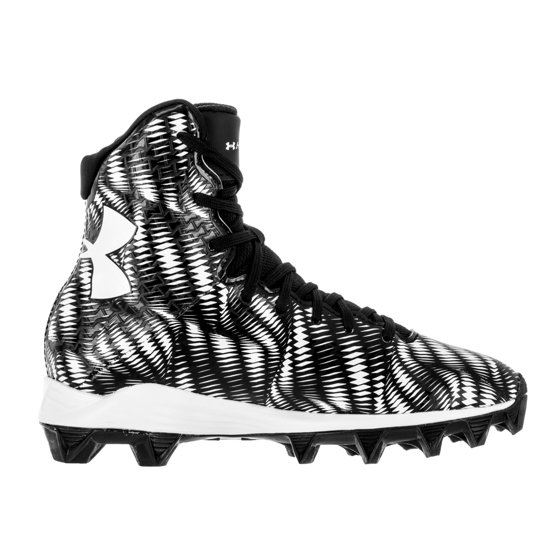 36f2eb034c1 Under Armour - Under Armour Kids UA Highlight RM Jr. Football Cleat -  Walmart.com