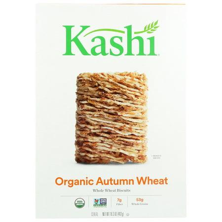 Kashi Organic Autumn Wheat Biscuits, 16.3 Oz Wheat Free Biscuit