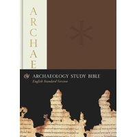 ESV Archaeology Study Bible (Hardcover)