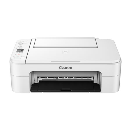 Canon PIXMA TS3122 Wireless All-in-One Inkjet (Best Small Office Color Laser Printer Scanner)