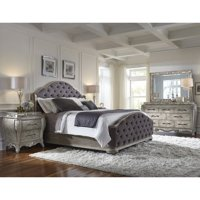 Pulaski Rhianna 5 Piece Queen Bedroom Set