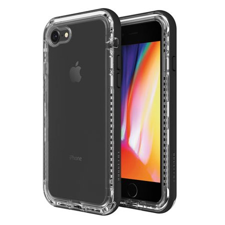 Next for iPhone 8 and iPhone 7 Case, Black Crystal