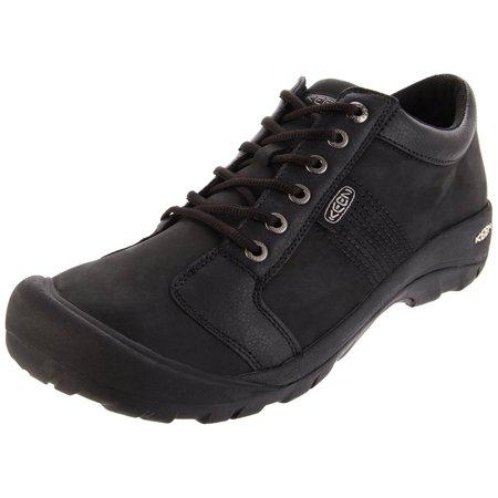 KEEN Men's Austin Casual Shoes (Gargoyle/Neutral Gray, 7.0) - Gargoyle Feet