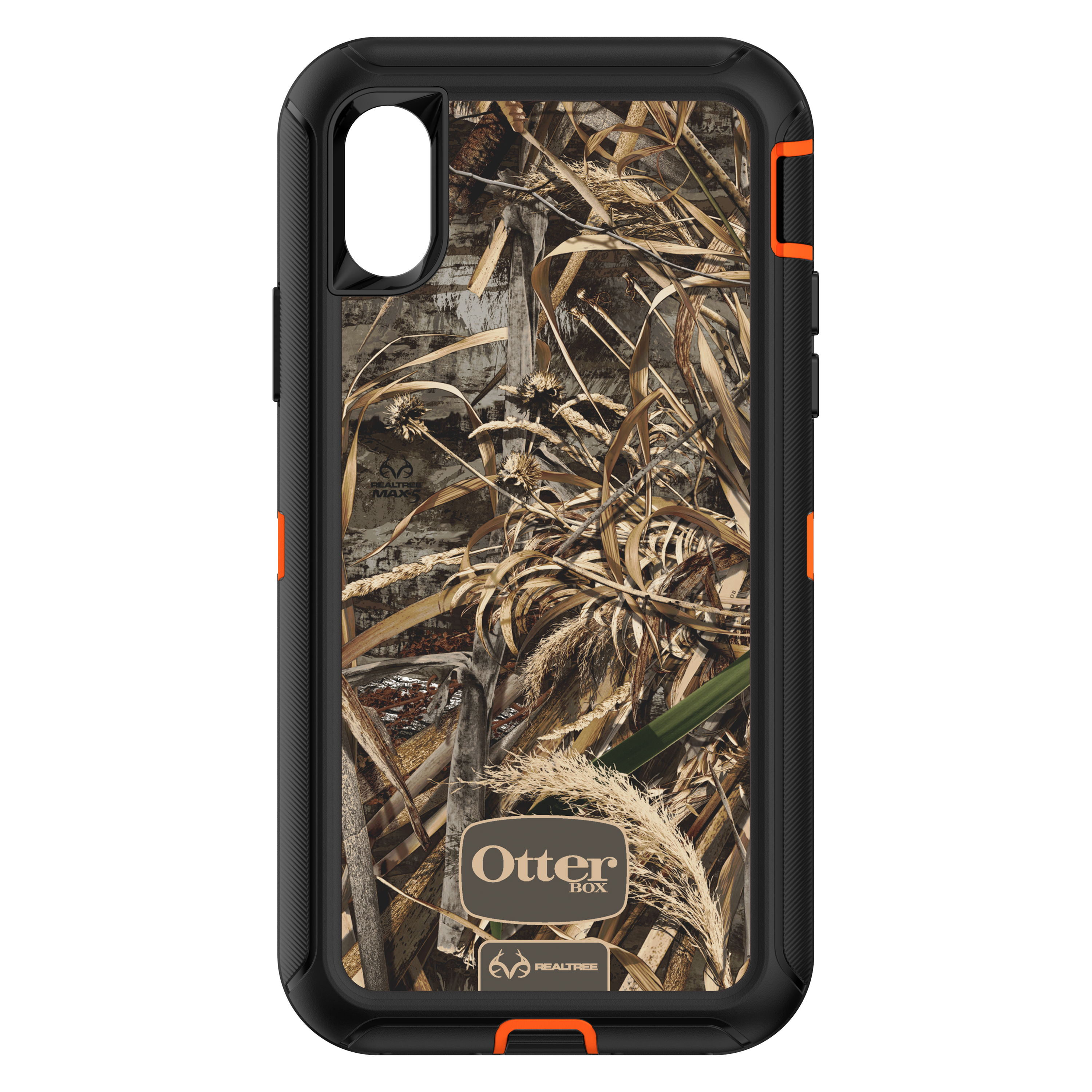 buy popular a1467 46a6f Defender Series Screenless Edition Case for iPhone X, Realtree Max ...