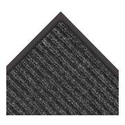 "NOTRAX 109S0036CH Charcoal Entrance Mat 3 ft. W x 6 ft. L, 5/16"", Polypropylene"