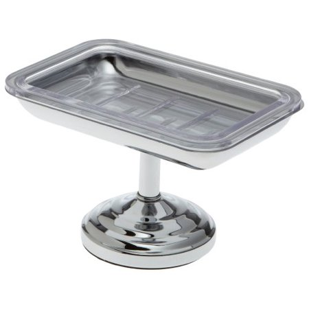 Taymor Pedestal Soap Dish, Chrome