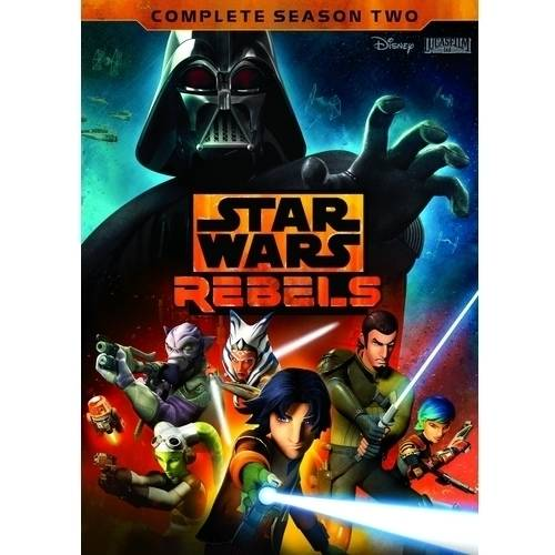 Star Wars Rebels: Complete Season Two (Widescreen)