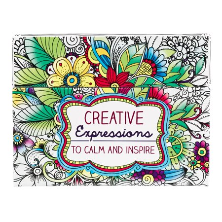 Coloring Cards Creative Expressions (Other) ()