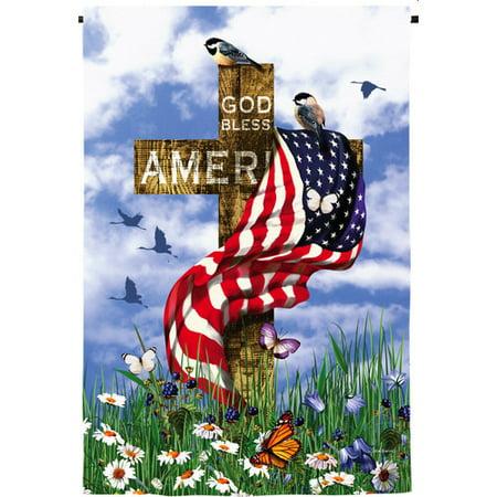 Evergreen Flag & Garden The Patriots Garden - Patriot Flags
