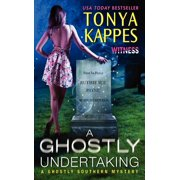 Ghostly Southern Mysteries, 1: A Ghostly Undertaking (Paperback)