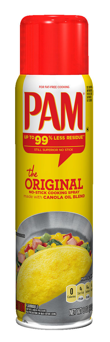 Pam Original Cooking Spray, 8 oz