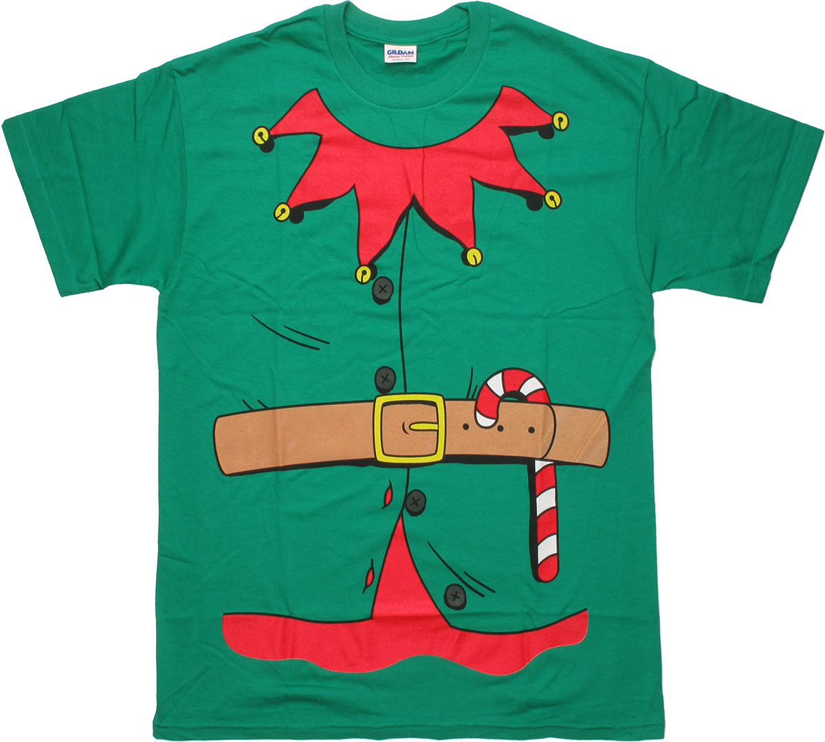 Elf Costume T Shirt - Walmart.com