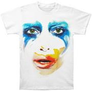 Lady Gaga Men's  Applause Tour T-shirt White