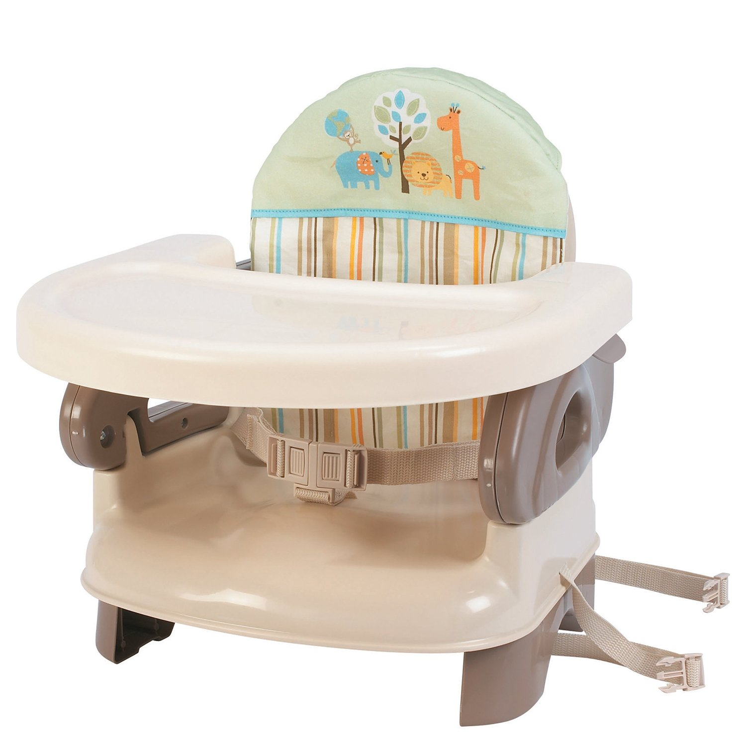 Summer Infant Deluxe fort Folding Booster Seat Tan Walmart
