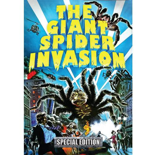 The Giant Spider Invasion (Special Edition) (Blu-ray)