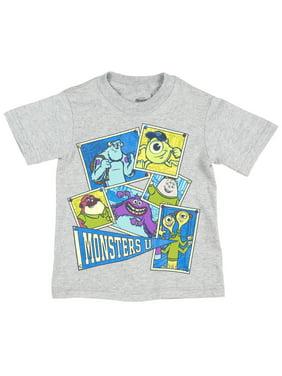 c3237f056 Product Image Toddler Disney Monsters University T-Shirt Grey
