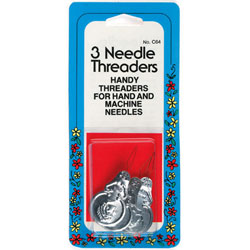 Collins Needle Threaders - 3-pack