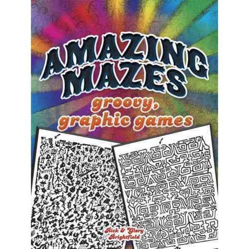 Amazing Mazes: Groovy, Graphic Games