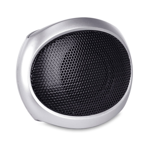 Rebel Yellz GD69 Mach Speed AUX Rechargeable Portable 360 Degree Sound Speaker