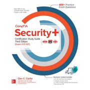 Comptia Security+ Certification Study Guide, Third Edition (Exam Sy0-501) (Other)