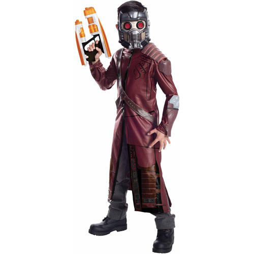 """Guardians Of The Galaxy """"Starlord"""" Boys Jumpsuit Halloween Costume"""