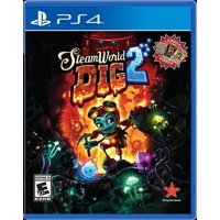 SteamWorld Dig 2 for PlayStation 4 by Rising Star