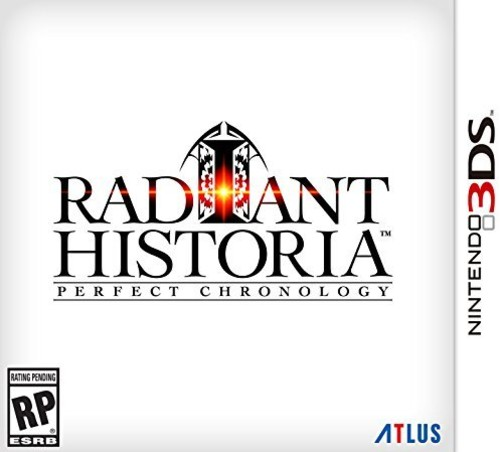Radiant Historia Perfect Chronology, Atlus, Nintendo 3DS, 730865300266