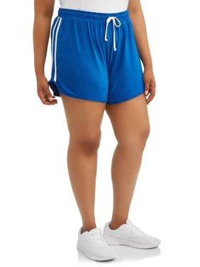 303d932e7c3 Product Image Women s Plus Active Jersey Shorts