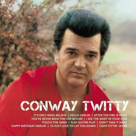 Conway Twitty - Icon - Vinyl