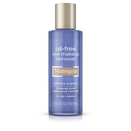 Neutrogena Oil-Free Eye Makeup Remover, 5.5 Fl.
