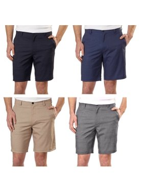 hawke & co. men's performance cargo short with flex waist