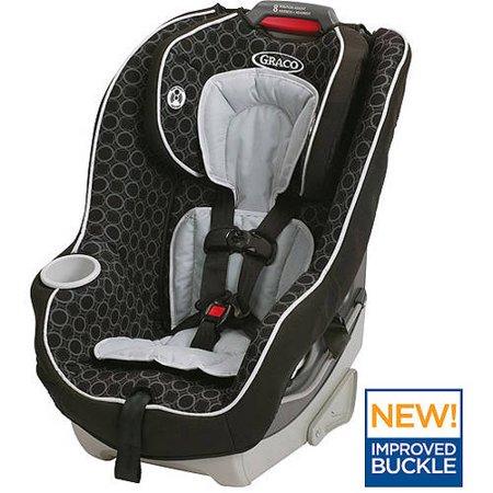Graco Black Carbon Convertible Car Seat