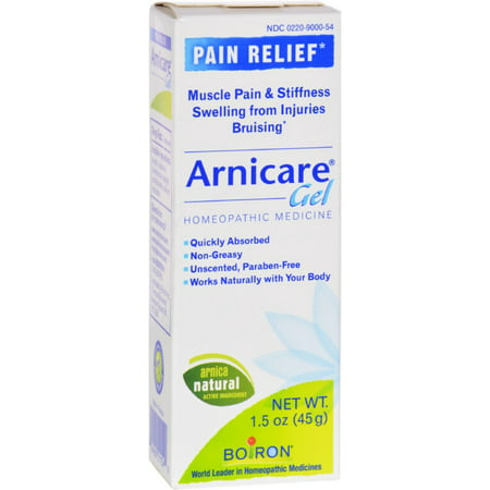 (2 Pack - Boiron Arnica Gel Homeopathic Medicine 1.50 oz)