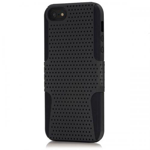 Versio Mobile VM-20308-B iPhone 4S DuoFlex Case Black