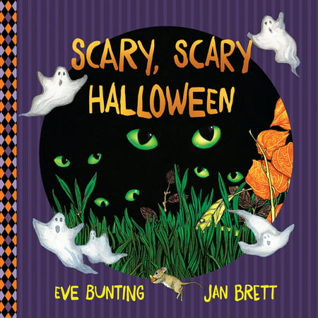 Scary, Scary Halloween (Hardcover)
