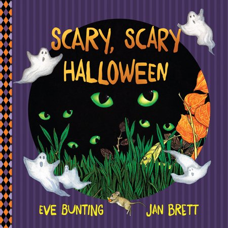 Scary, Scary Halloween (Hardcover) (A Scary Story About Halloween)