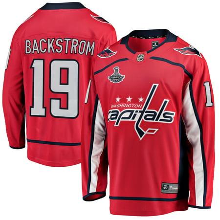 Nicolas Backstrom Washington Capitals NHL Fanatics Breakaway Home Jersey - image 1 de 2