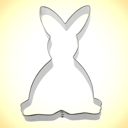 Bunny Rabbit Cookie Cutter 5.75 in
