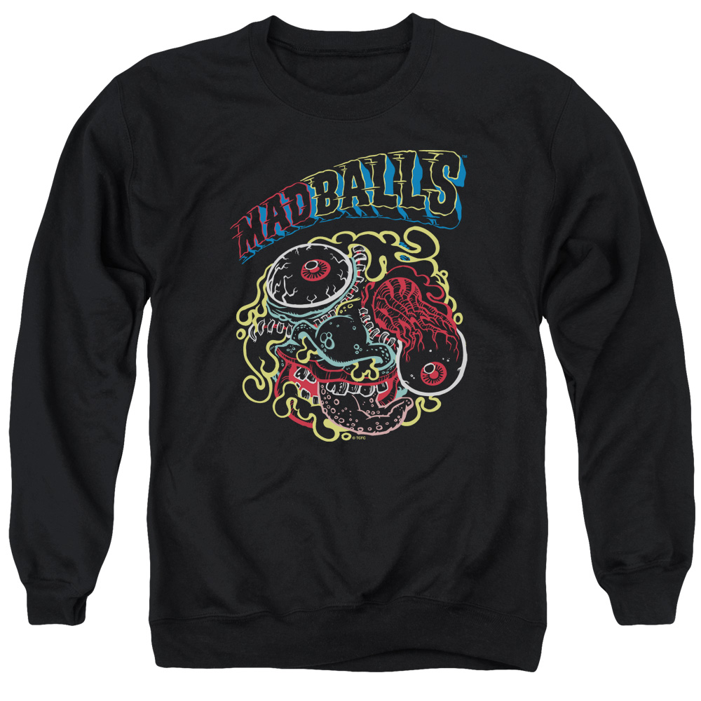 Madballs Outlines Mens Crewneck Sweatshirt