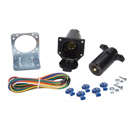 Groovy Uriah Products Ue048465 Trailer Vehicle Wiring Kit 7 Way Wiring Cloud Hisonuggs Outletorg