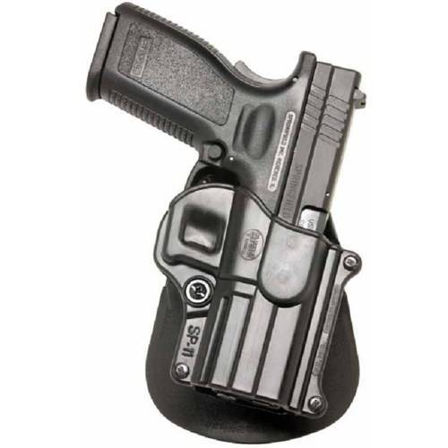 "Fobus Roto Right Hand Holster fits Springfield Armory XD, XDM, HS 2000 9, 357, 40 5"", 4"", Sig 2022, H&K P2000"
