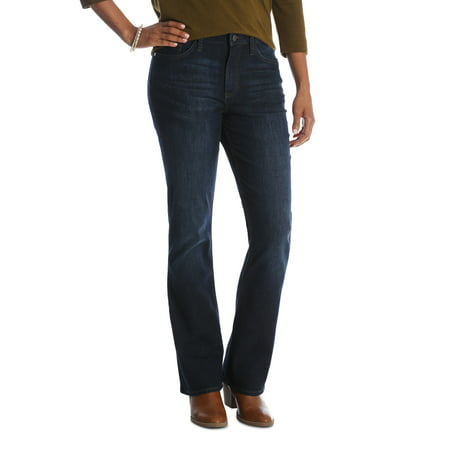 Lee Riders Women's Curvy Bootcut Jean](Bootcut Jeans Outfits)