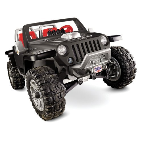 Fisher-Price Power Wheels Jeep Hurricane Ride-On