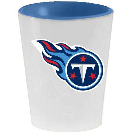 - Tennessee Titans 2oz. Inner Color Ceramic Cup - No Size