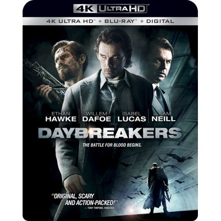 Daybreakers 4K + Blu-ray + Digital (Daybreakers Dvd)