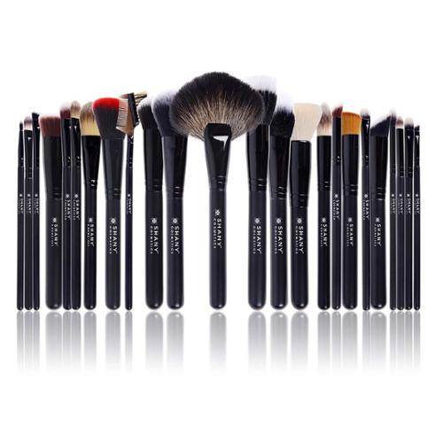 Shany Cosmetics  The Masterpiece Pro Signature 24-piece Handmade Natural/Synthetic Bristle Brush Set