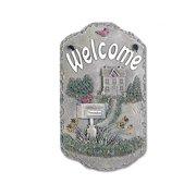 Trendy Decor 4U Welcome Sign,
