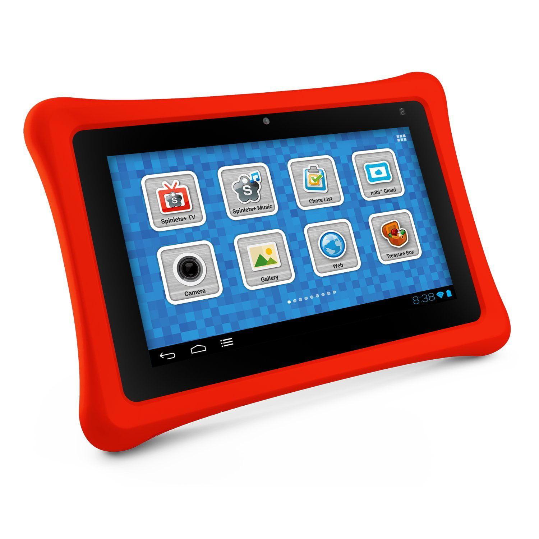 Fuhu nabi nabi2-nv7a 7-inch tablet: amazon. Ca: computers & tablets.